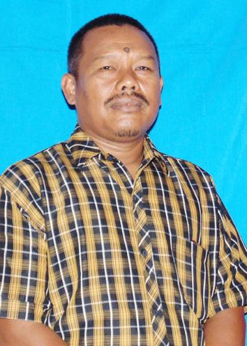 Kepala Divisi Budidaya Wil. Barat Mitra Tani 27