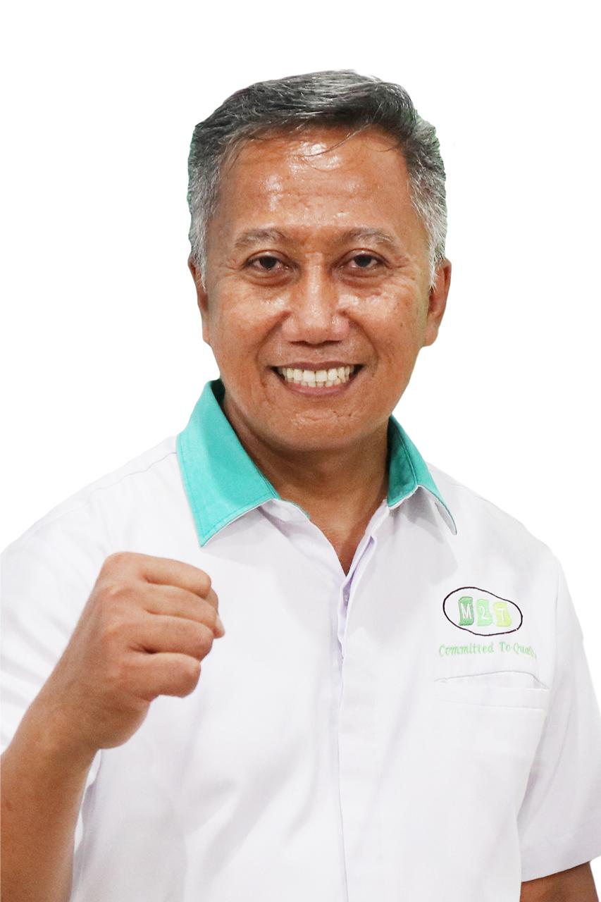 Direktur Utama PT Mitratani Dua Tujuh
